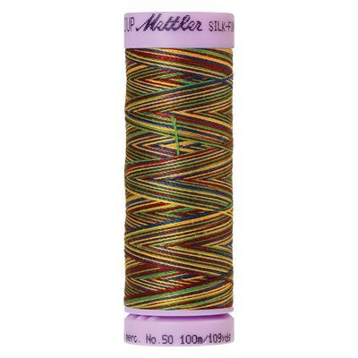 Mettler Silk Finish Multi nr 50 - 100 meter - Kleur: 9840