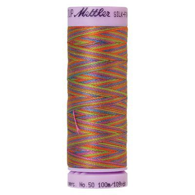 Mettler Silk Finish Multi nr 50 - 100 meter - Kleur: 9842