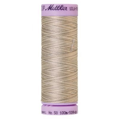 Mettler Silk Finish Multi nr 50 - 100 meter - Kleur: 9860