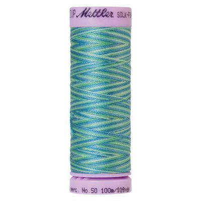 Mettler Silk Finish Multi nr 50 - 100 meter - Kleur: 9814