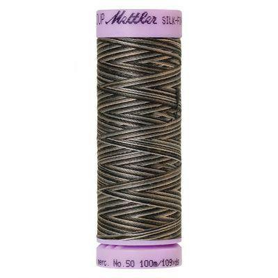Mettler Silk Finish Multi nr 50 - 100 meter - Kleur: 9861