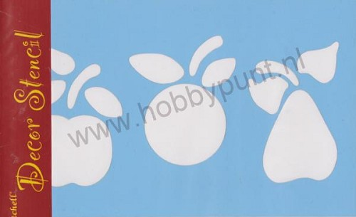 Decor Stencil - Mitchell - Fruit - 311051