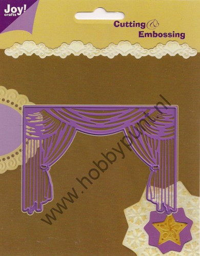 Snijmal en Embosmal - Theater - Joy Crafts - 6002/0089