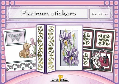 Hobbydols 92 - Rie Kuipers - Platinum Stickers