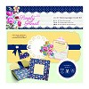 Decoupage Card Kit - Simply Floral - Special Gift - PMA 169117