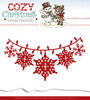 Die - Yvonne Creations - Cozy Christmas - Christmas Lights - YCD10036
