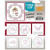 Stitch & Do - Cards Only - Set 10 - COSTDO10010
