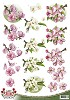 3D Knipvel - Amy Design - Spring Flowers - Carddeco - CD10610