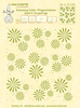 Embossing folder background Flowers - Leane - LCR35.1697