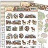 3D Set - Yvonne Creations - Traditional Christmas - Minis & Labels - YCMIN10004
