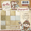 Paperpack - Yvonne Creations - Holly Jolly - YCPP10010