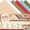Linnenpakket - A5 - Yvonne Creations - Holly Jolly - YC-A5-10011