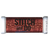 Hobbydotsgaren - Stitch & Do 200 m - Hobbydots - Christmas Red - Sdhdm0h