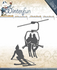 Snij- en Embosmal - Winterfun - Sports - Marieke - PM10081