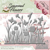 Snij- en Embosmal - Seasonal Flowers - Butterflower Grass - Marieke - PM10086