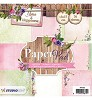 Studiolight - Paper Pad - Home & Happiness nr. 40 - 15 x 15 cm - PPHH40