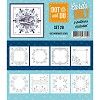 Hobbydots - Dot & Do - Cards Only - Oplegkaarten - Set 28