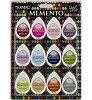 Memento Dew Drops Set - Sorbet Scoops - 12 Kleuren - Tsukineko - MD-012-200