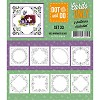 Hobbydots - Dot & Do - Cards Only - Oplegkaarten - Set 33