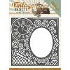 Die - Yvonne Creations - Vintage Objects - Endless Times Frame -  - YCD10132