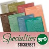 Specialties Stickerset 9 - SPECSTS009