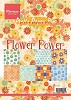 Pretty Papers Bloc - Flower Power - Marianne Design - PK9078