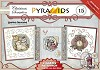 Card Deco Pyramids 15 - Christmas Sensation - Yvonne Creations