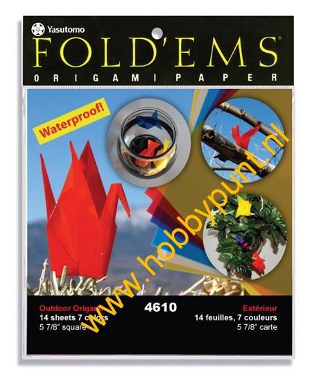 Origami Outdoor Papier 4610