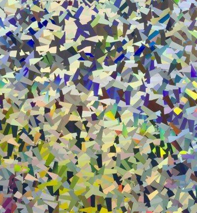 Origami Papier - Hologram Patterns - 4420