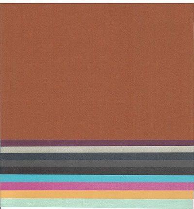 Linnen papierset - joy crafts - 8099/0054