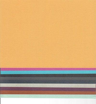 metallic linnen papierset - joy crafts - 8099/0053