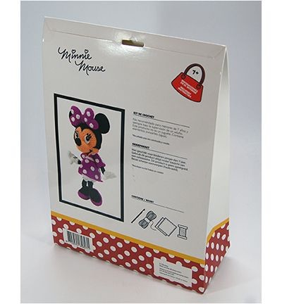 Haakpakket Minnie Mouse - Joy Crafts - 7900/0013