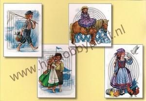 Hobbypunt - Card Deco - Pyramids Boekje 9 - AK1 - Groot