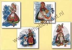 Hobbypunt - Card Deco - Pyramids Boekje 9 - AK2 - Groot