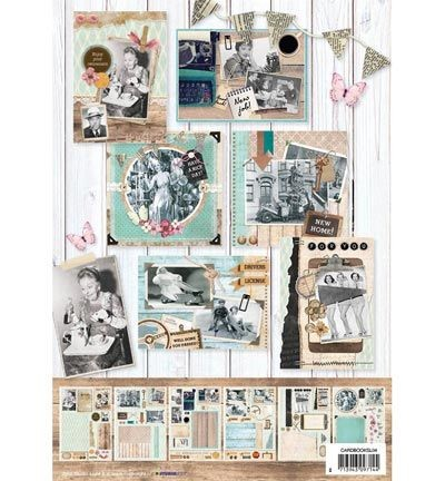 Studiolight Cardbooksl04